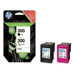 tinta pack hp 300