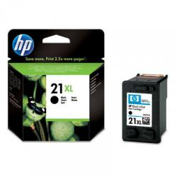 tinta negra hp 21xl