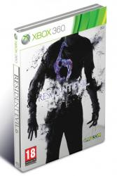 resident evil 6 limited ed (steel) x360