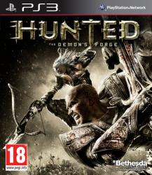 hunted:demons force ps3  ver. portugal (importacion)