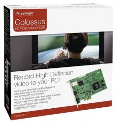 hauppauge colossus capture