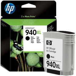 tinta negra hp 940xl