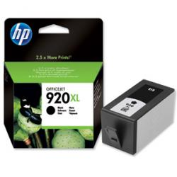 tinta negra hp 920xl