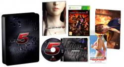 dead or alive 5 collectors edition x360