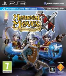 medieval moves no castelo fantasma ps3 ver. portugal (importacion)