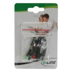 iniline 59910. kit de testeo de placas (switch y leds)