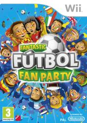 fantastic futbol fan party wii