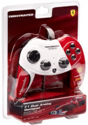 thrustmaster f1 dual analog ferrari f150 italia exclusive edition)