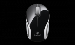 logitech mini wireless m187 negro