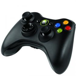 gamepad microsoft xbox 360 wireless pc/xbox360