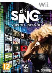 let s sing:version espanola wii