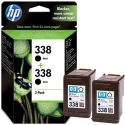tinta negra hp 338 pack 2