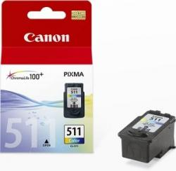 canon tinta color cl-511