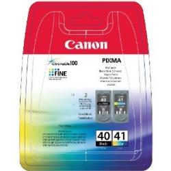 tinta canon multipack pg40 cl41