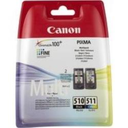 tinta canon multipack pg-510 cl-511