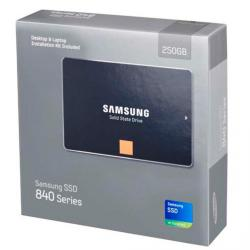 samsung 840 ssd series 250gb sata3 full kit