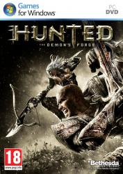 hunted:demons force pc  ver. portugal (importacion)
