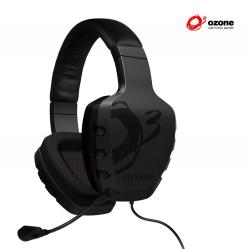 auricular gaming ozone rage st estéreo negro