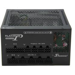 seasonic p520w fanless platinum. modular