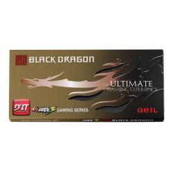 geil black dragon ddr3 1600mhz 8gb 2x4gb pc3-12800 cl11