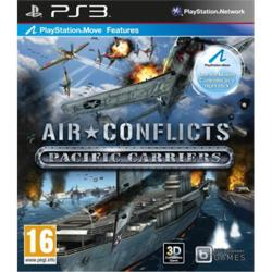 air conflicts: pacific carriers ps3