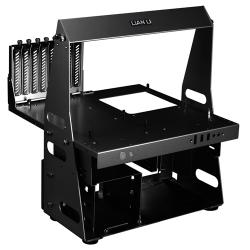 lian li pc-t60b. negra. micro-atx test bench