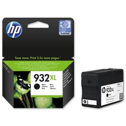 tinta negra hp 932xl