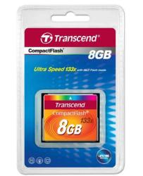 compact flash 8gb (133x) transcend