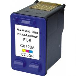 cartucho remanufacturado color hp 28 17ml