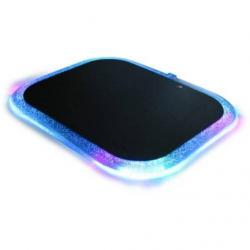 revoltec re004. alfombrilla lightpad con luz