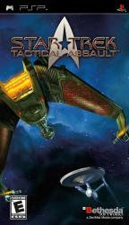 star trek tactical assault psp