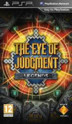 the eye of judgment legends psp