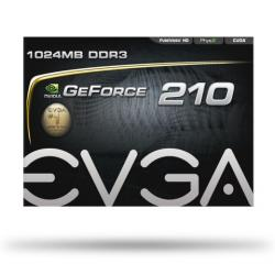 evga gt 210 1gb silent geforce nvidia