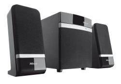 trust raina 2.1 usb subwoofer speaker set