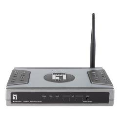router levelone wbr-6003 router wireless 11n 4p 10/100