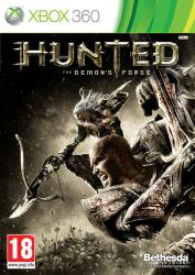 hunted: the demons force x360