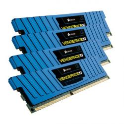 corsair vengeance lp series blue ddr3 1600mhz 32gb 4x8gb cl10