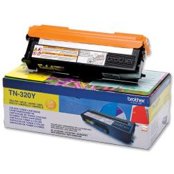 toner amarillo brother tn320y