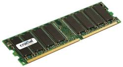 memoria crucial 1gb dimm 184pin ddr 333mhz pc2700