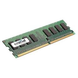 memoria crucial 1gb ddr2 667mhz pc2-5300 cl5