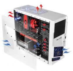thermaltake commander msi-i snow edition