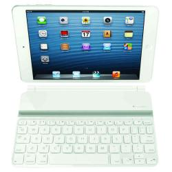 logitech ultrathin keyboard para ipad mini blanco