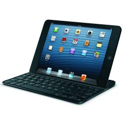 logitech ultrathin keyboard para ipad mini negro