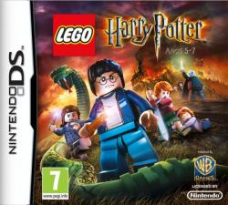lego harry potter - años 5-7 nds