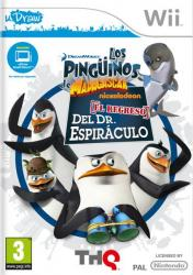 penguins of madagascar el regreso wii tablet