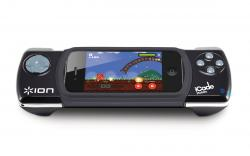 ion icade mobile game controller para iphone/ipod