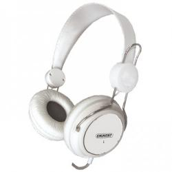 auriculares pro blanco ewent ew3578