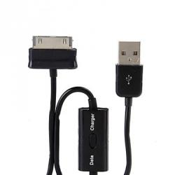 approx appc05 cable usb/30 pines para samsung tab