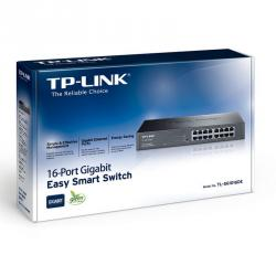 tp-link tl-sg1016de switch 16 puertos gigabit