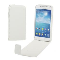funda flip vertical s4 mini blanca
